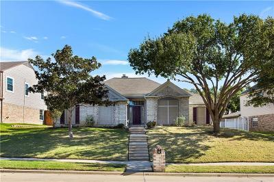 Carrollton Single Family Home For Sale: 1215 Normandy Drive