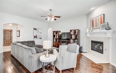 Allen Single Family Home Active Option Contract: 1716 Nestledown Drive