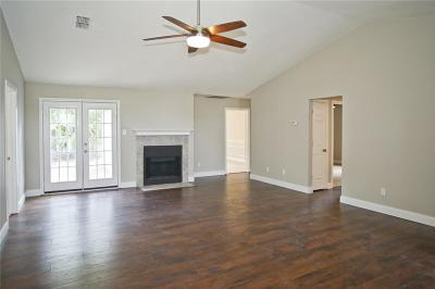 Arlington Single Family Home For Sale: 6707 Keeler Drive