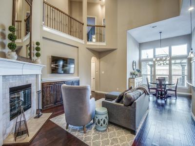 Frisco Single Family Home For Sale: 1196 Bentgrass Drive