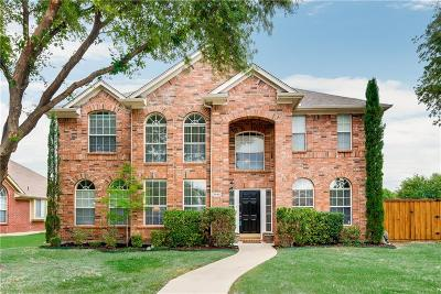Carrollton Single Family Home Active Option Contract: 3945 Creekside Lane