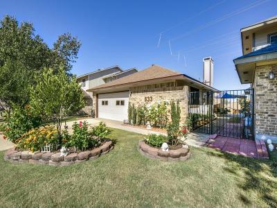Mesquite Single Family Home For Sale: 833 Via Madonna