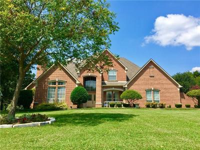 Terrell Single Family Home For Sale: 311 Laurel Trail Drive