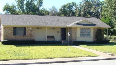 Dallas Single Family Home For Sale: 2216 Matagorda Drive