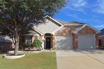 Mckinney Single Family Home Active Option Contract: 5116 Birchwood Drive