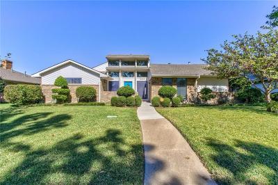 Dallas Single Family Home For Sale: 9939 Acklin Drive