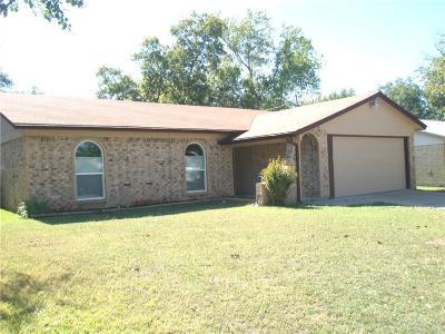 Watauga Single Family Home For Sale: 6616 Harrison Way