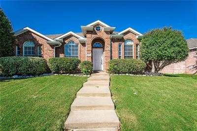 Allen Single Family Home For Sale: 1420 Lomond Court