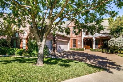 Garland Single Family Home Active Kick Out: 1219 Winding Brook Drive