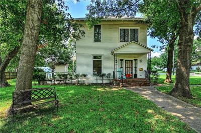 Single Family Home For Sale: 1302 S Crockett Street