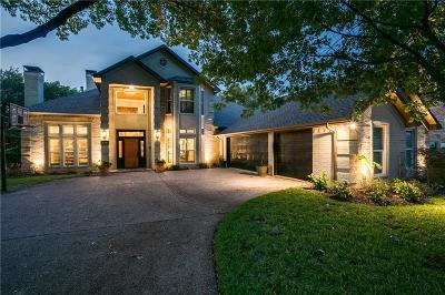 Coppell Single Family Home Active Option Contract: 182 E Bethel Road