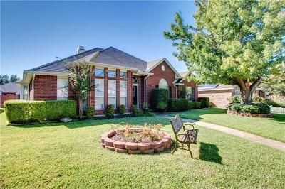 Carrollton Single Family Home Active Option Contract: 2906 Panorama Drive