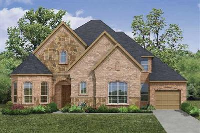Prosper Single Family Home For Sale: 4201 Brazoria