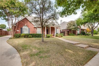 Lewisville Single Family Home For Sale: 2515 Sir Turquin Lane