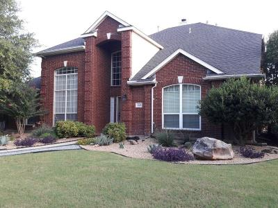 Allen Single Family Home For Sale: 1228 Sanderson Lane