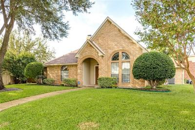 Coppell Single Family Home For Sale: 801 Leslie Lane