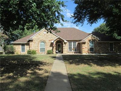 Kaufman Single Family Home For Sale: 6101 Quail Run