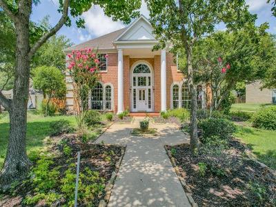 Southlake Single Family Home For Sale: 680 Oak Hill Drive