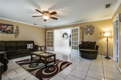 Dallas Single Family Home Active Option Contract: 1302 S Marlborough Avenue