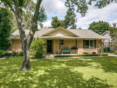 Single Family Home For Sale: 6718 Kingsbury Drive