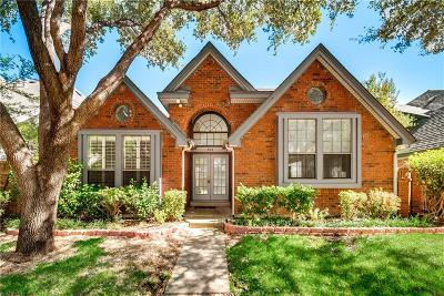 Irving Single Family Home For Sale: 404 Silverton Drive