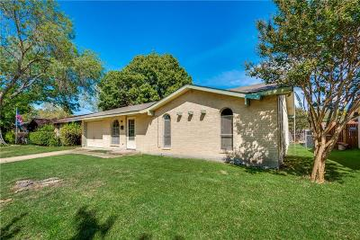 Garland Single Family Home For Sale: 4038 Salem Drive