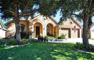 Little Elm Single Family Home For Sale: 2561 Still Springs Drive