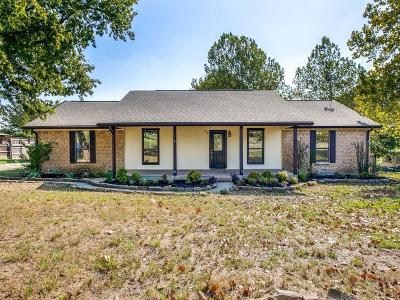 Weatherford Single Family Home For Sale: 210 Beaudelaire Drive