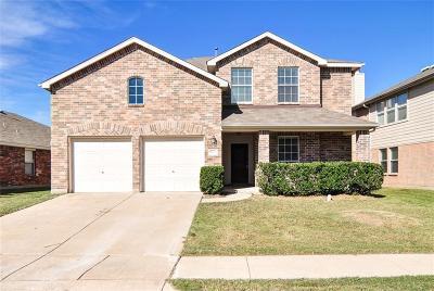 Little Elm Single Family Home For Sale: 1421 Nighthawk Drive