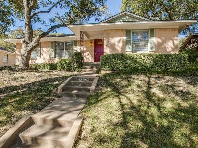 Dallas Single Family Home For Sale: 2425 Springhill Drive