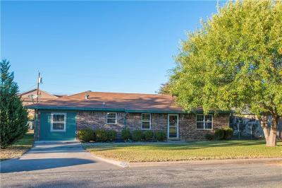 Brownwood Single Family Home Active Option Contract: 4403 Redbird Lane