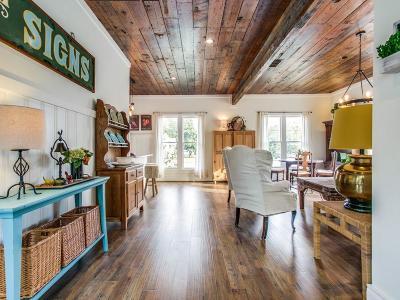 McKinney Single Family Home For Sale: 613 N Kentucky Street