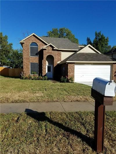 Mckinney Single Family Home For Sale: 505 Park View Avenue