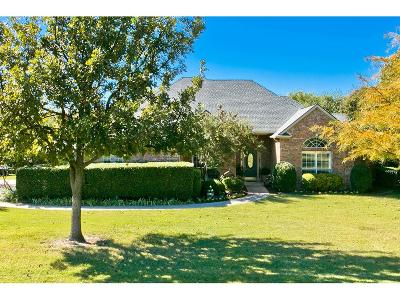 Celina Single Family Home For Sale: 3943 Peregrine Point
