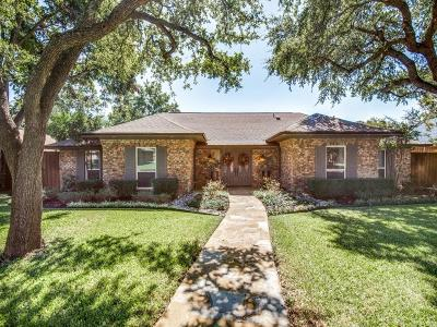 Single Family Home For Sale: 7024 Town Bluff Drive