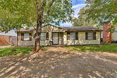 Dallas Single Family Home For Sale: 2203 El Capitan Drive