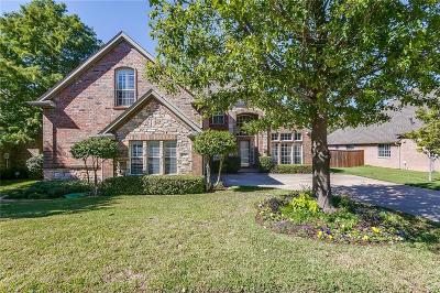 Single Family Home For Sale: 1509 Pecan Valley Court