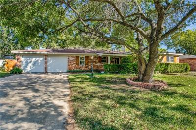 Bedford, Euless, Hurst Single Family Home For Sale: 1136 Reed Street