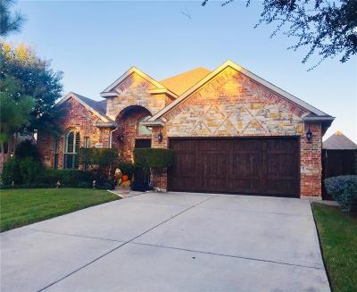Fort Worth Single Family Home For Sale: 5245 Concho Valley Trail