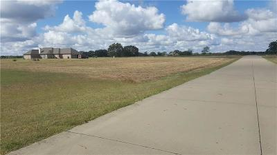 Wills Point Residential Lots & Land Active Option Contract: 1407 Deerfield Drive