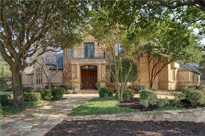 Southlake, Westlake, Trophy Club Single Family Home For Sale: 2709 Brookshire Drive