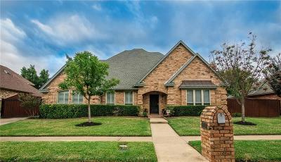 Arlington Single Family Home For Sale: 2727 Winding Hollow Lane