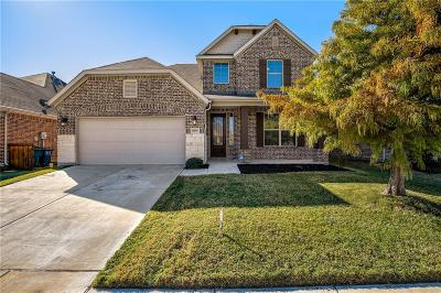 Mckinney Single Family Home For Sale: 11809 Hamptonbrook Drive