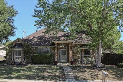 Lewisville Single Family Home For Sale: 1747 Smokey Hill Drive