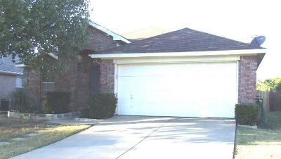 Little Elm Single Family Home For Sale: 1913 Livingston Lane