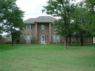 Hudson Oaks Single Family Home For Sale: 113 South Fork Drive