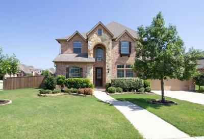 Prosper Single Family Home For Sale: 1621 Lakemere Drive
