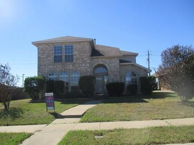 Mesquite Single Family Home For Sale: 2620 Ridgebrook Court