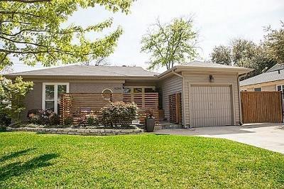 Dallas Single Family Home For Sale: 6266 Anita Street