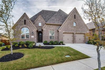Denton County Single Family Home For Sale: 3612 Tioga Trail Trail